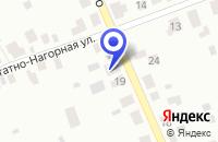 Схема проезда до компании ПРОДОВОЛЬСТВЕННЫЙ МАГАЗИН в Сергиевом Посаде