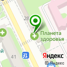 Местоположение компании Магазин косметики на ул. Чкалова