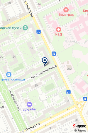 ТФ САН-СЕРВИС на карте Жуковского