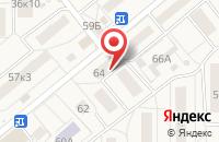 Схема проезда до компании Почтовое отделение №140121 в Ильинском