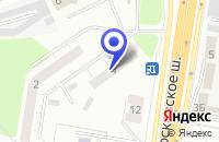 Схема проезда до компании СЕРГИЕВ-ПОСАДХЛЕБОПРОДУКТ в Сергиевом Посаде