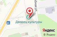 Схема проезда до компании Айкидо Кузница в Красноармейске