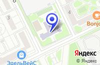 Схема проезда до компании БУЛОЧНАЯ ВЕСНУШКА в Жуковском