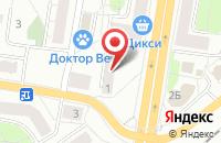 Схема проезда до компании Biruza в Иваново