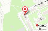 Схема проезда до компании Жуковский городской суд в Жуковском