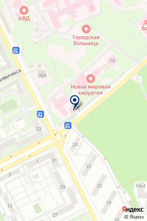 ЖУКОВСКИЙ ВРАЧЕБНО-ФИЗКУЛЬТУРНЫЙ ДИСПАНСЕР на карте Жуковского