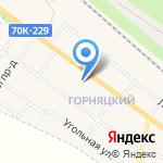 Средняя общеобразовательная школа №2 на карте Узловой