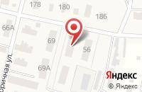 Схема проезда до компании Администрация сельского поселения Трубинское в Трубино