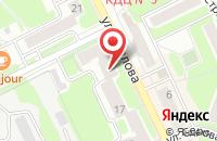Схема проезда до компании Стоматология в Жуковском
