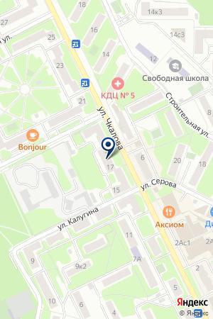 ЖЭУ № 2 на карте Жуковского