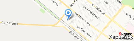 Стар-Сервис на карте Харцызска