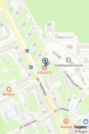 ЖИЛКОМХОЗ на карте Жуковского