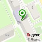 Местоположение компании Жуковский Гражданпроект, ПАО