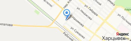Imkoteh на карте Харцызска