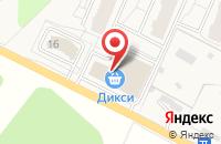 Схема проезда до компании Аист в Свердловском