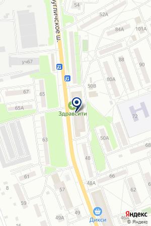 МИНИ-МАГАЗИН УДАЧНАЯ ПОКУПКА на карте Сергиева Посада