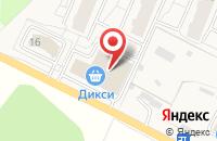 Схема проезда до компании Ди Страда в Свердловском