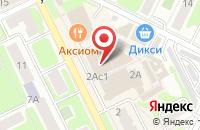 Схема проезда до компании Объединение Системных Администраторов в Жуковском