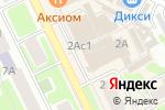 Схема проезда до компании Цветочный рай в Жуковском