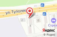 Схема проезда до компании Трактир в Жуковском
