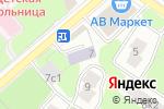 Схема проезда до компании Спортивная секция таэквон-до в Жуковском