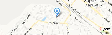 ТВ-Сфера на карте Харцызска