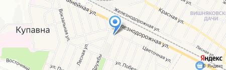 Детский сад №3 на карте Балашихи
