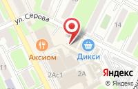 Схема проезда до компании Город в Жуковском