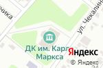 Схема проезда до компании ТВ-Сфера, телекомпания в Харцызске