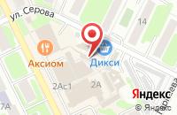 Схема проезда до компании Мир шашлыков в Жуковском