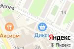 Схема проезда до компании Магазин разливного пива в Жуковском