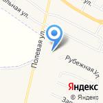 Узловский детский сад на карте Узловой