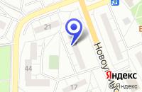 Схема проезда до компании КОМПАНИЯ СПОТОЛОК в Сергиевом Посаде