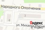 Схема проезда до компании Магазин товаров для рыбалки в Свердловском