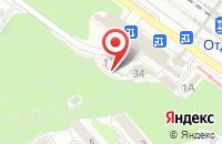 Схема проезда до компании Ольга в Жуковском