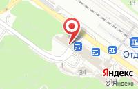 Схема проезда до компании Град-Экс в Жуковском