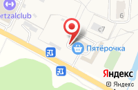 Схема проезда до компании Электрогорскмебель в Свердловском