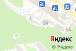 Схема проезда до компании Магазин табачных изделий в Жуковском