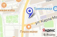 Схема проезда до компании ПРОДОВОЛЬСТВЕННЫЙ МАГАЗИН № 13 в Сергиевом Посаде