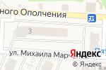 Схема проезда до компании Стройтрест-22 в Свердловском