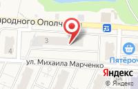 Схема проезда до компании ЗдравСити в Свердловском