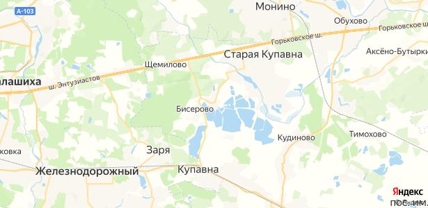 Рыбхоз на карте