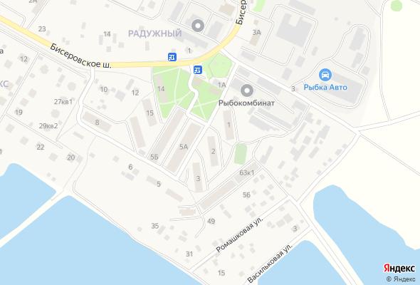 жилой комплекс Пеликан