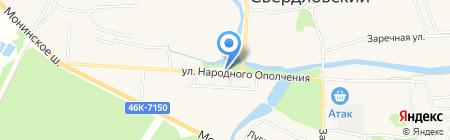 Всё для дома на карте Аничкова