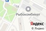 Схема проезда до компании Почтовое отделение №142451 в Рыбхозе
