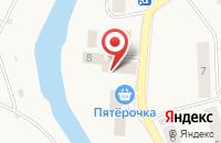 Схема проезда до компании Баня в Свердловском