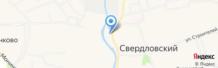 Баня на карте Аничкова