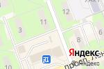 Схема проезда до компании Служба доставки пиццы в Красноармейске