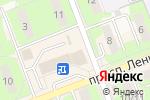 Схема проезда до компании Kotvsapogah.com в Красноармейске