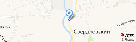 Бусинка на карте Аничкова